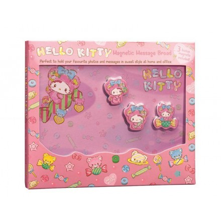 Hellokitty Magnetic Message Board